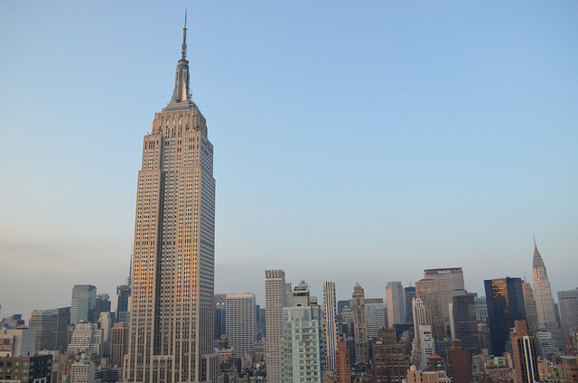 Subir al Empire State Building de Nueva York