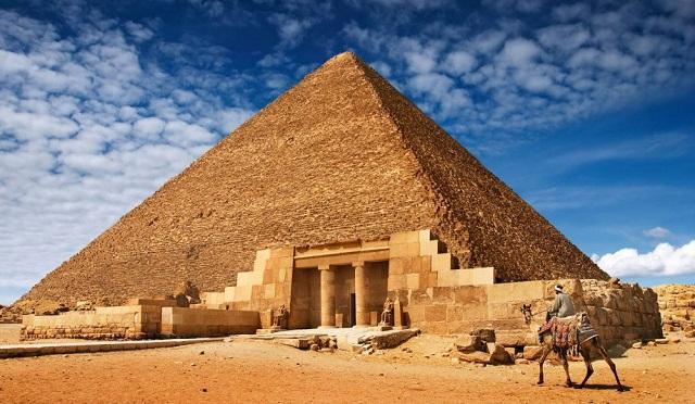 viaje a egipto desde argentina: