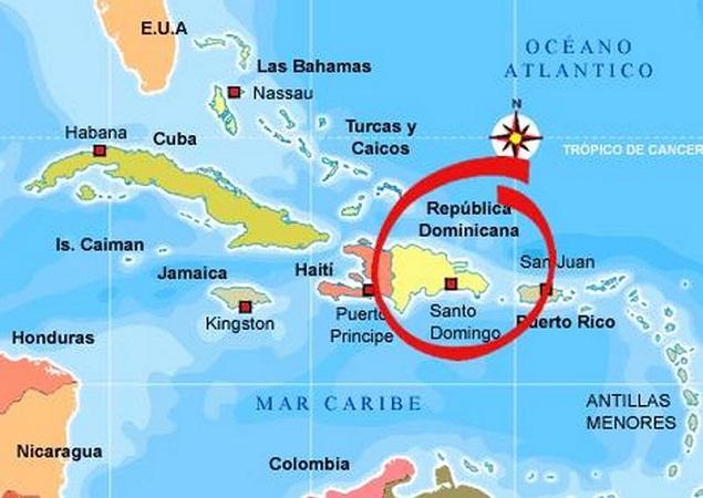 mapa mundo punta cana Ubicación de Punta Cana | Felices Vacaciones mapa mundo punta cana