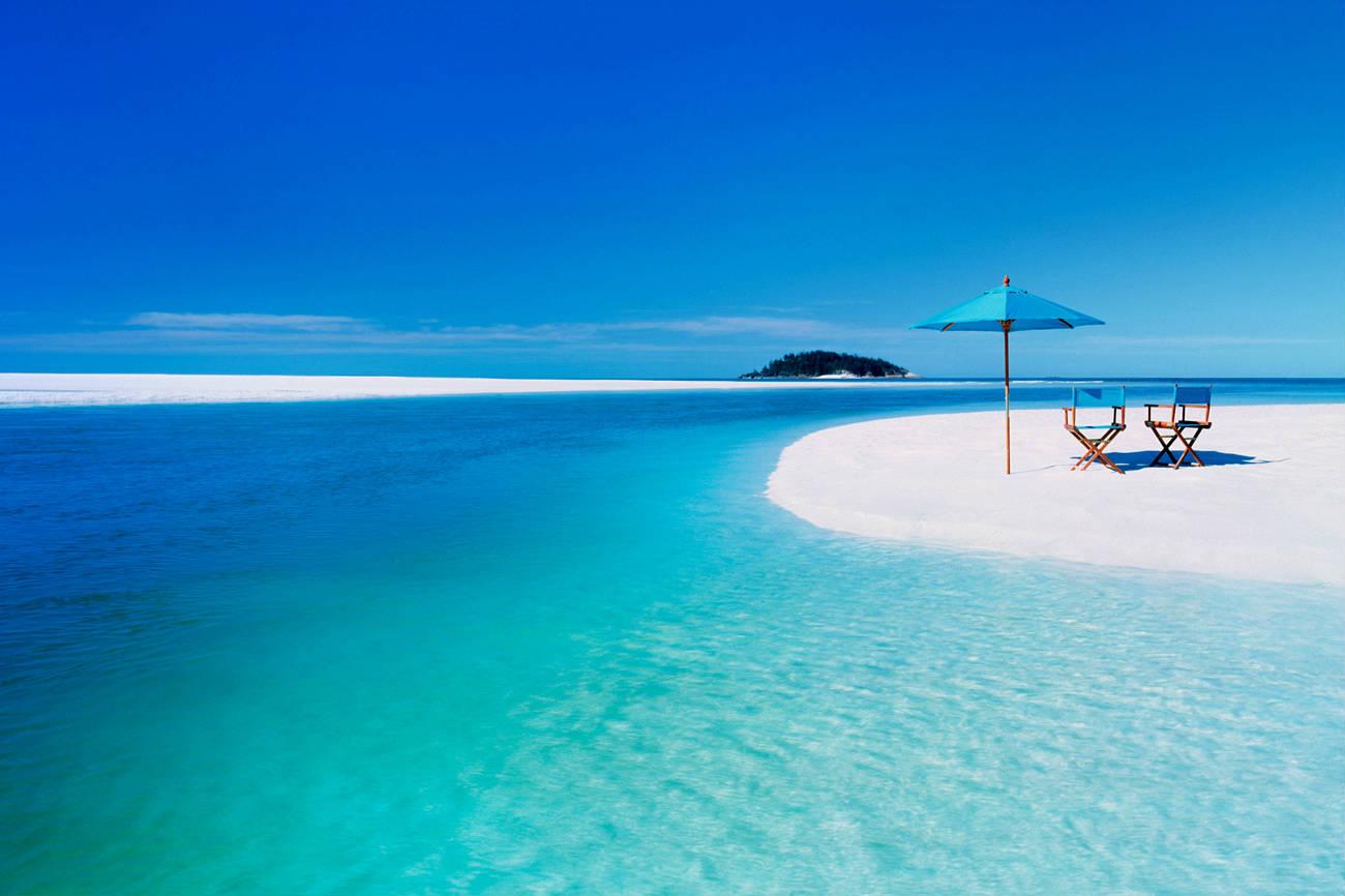 Playas de Cayo largo Cuba