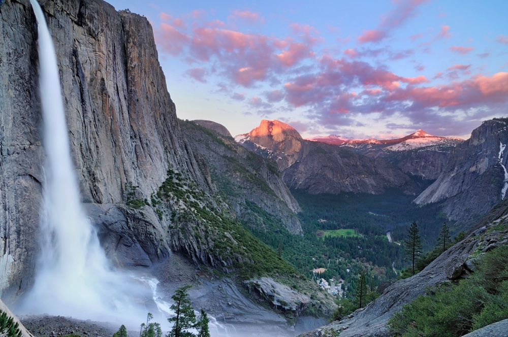 Cataratas Yosemite Estados Unidos