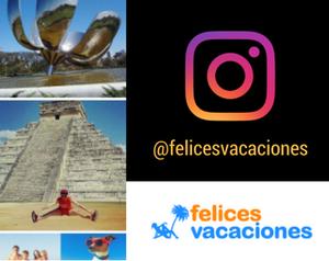 La cuenta de fotos de viajes en instagram de Felices vacaciones