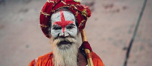 Varanasi es un destino curioso e interesante para el turista joven