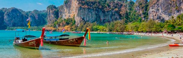 Los escenarios de Tailandia son espectaculares
