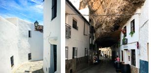 Rutas de los Pueblos Blancos de Cádiz en Andalucía