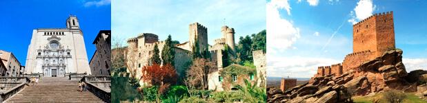 Los luages en España donde se ha grabado la popular serie Juego de tronos