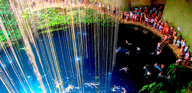 Los Cenotes en la Riviera Maya