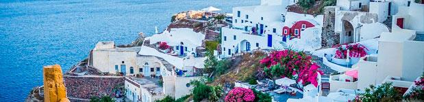Grecia de viaje para el puente de diciembre