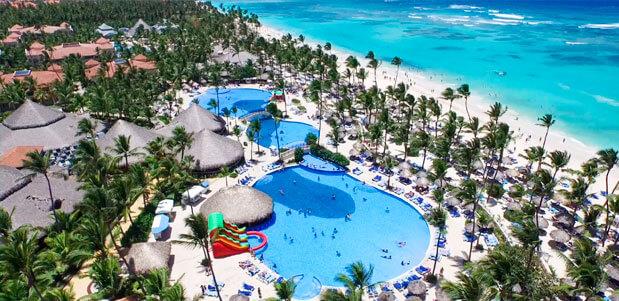 Los mejores hoteles españoles en Punta Cana