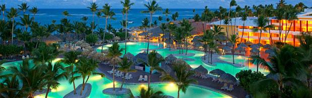 La cadena hotelera Iberostar en Punta Cana