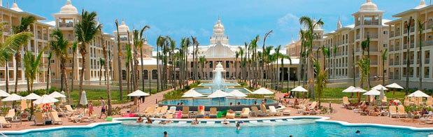 Hotel Riu en Punta Cana
