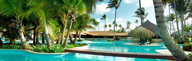 El Hotel Palladium en Punta Cana