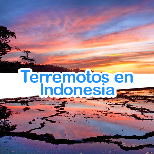 Terremotos en Indonesia