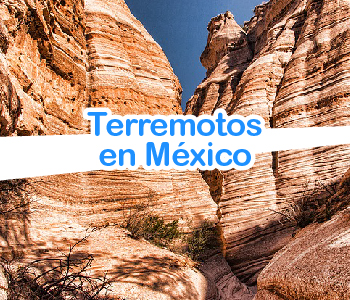 Terremotos en Mexico