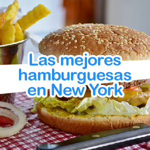 Hamburguesas en New York