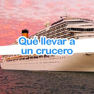 documentacion necesaria para crucero por mediterraneo