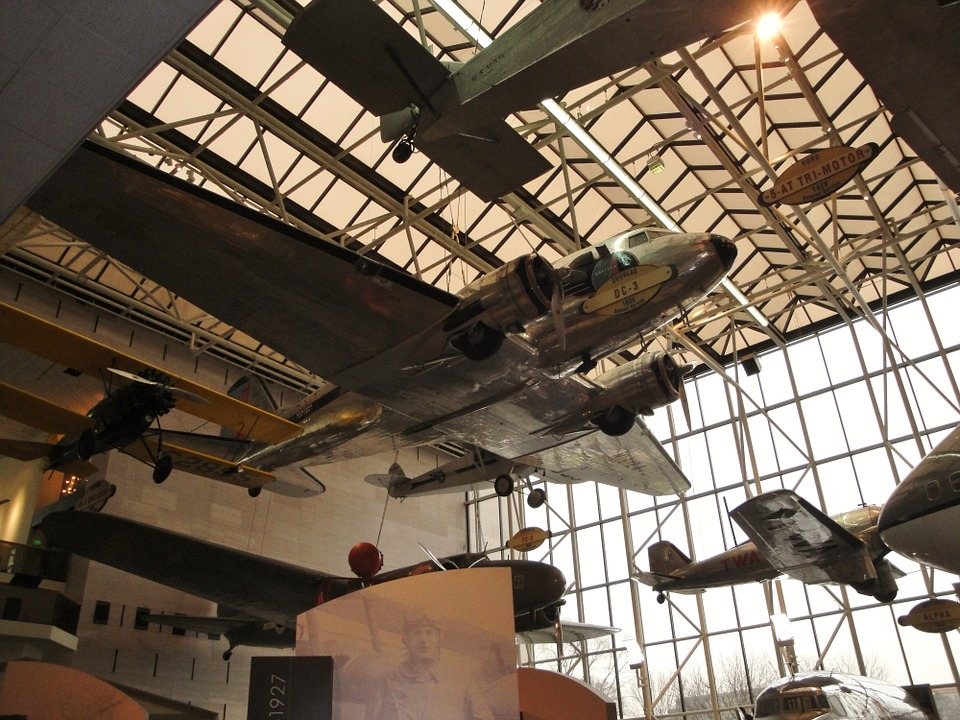 Smithsonian Air Museum