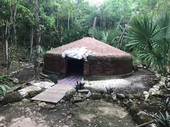 Temazcal Cozumel Mayan Steam Lodge