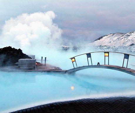 Termas de Islandia