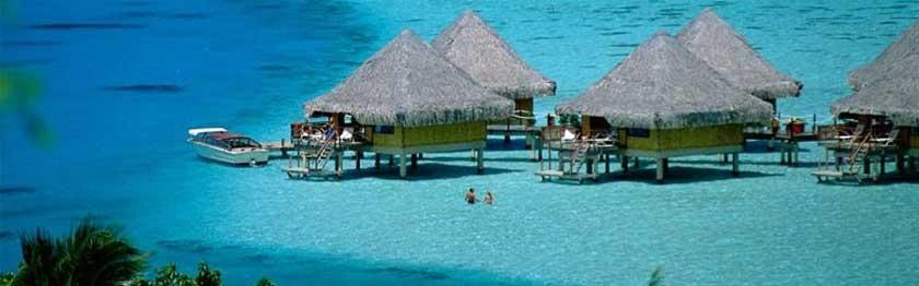 Oferta luna de miel - viaje de novios Polinesia Francesa
