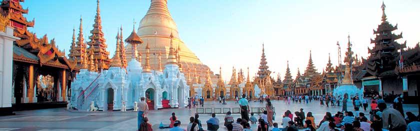 Luna de Miel Myanmar ✌