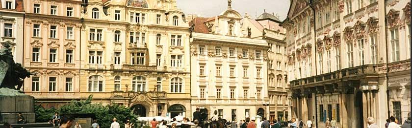 Super oferta Praga y Budapest