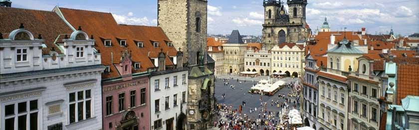 Circuito Praga y Bohemia