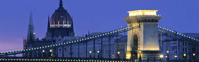 Viaje a Budapest