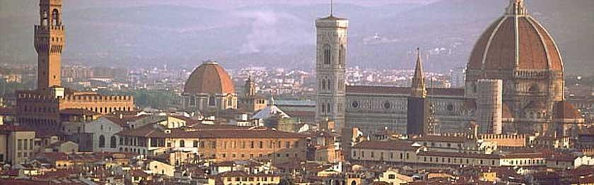 Oferta circuito Italia Roma Florencia