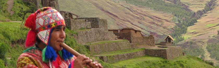 Circuito Tierra de Incas y Amazonia (Puerto Maldonado)