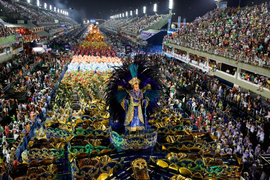 Oferta carnaval Brasil todo incluido