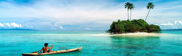Isla paradisiaca Isla Mauricio