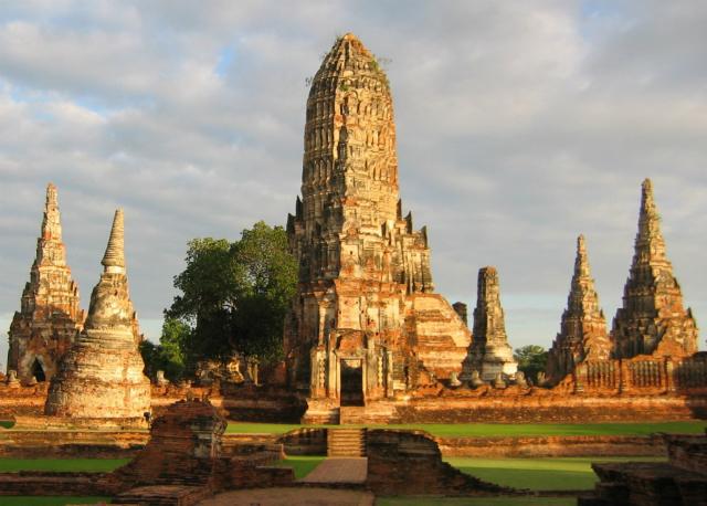 Circuito Tailandia Siam