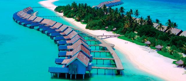 Oferta luna de miel viaje de novios Maldivas