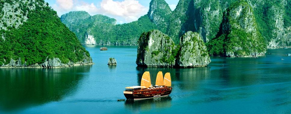 Combinado Bangkok Vietnam