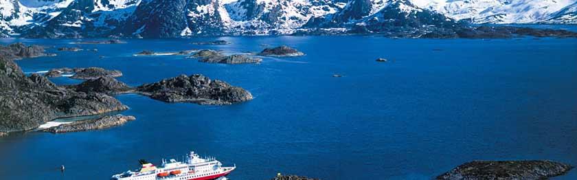 Crucero Capitales del Norte 9 Dias
