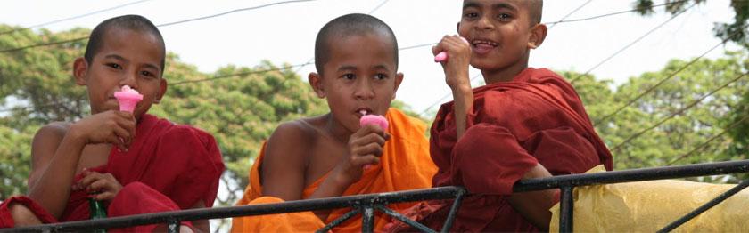 Circuito Myanmar