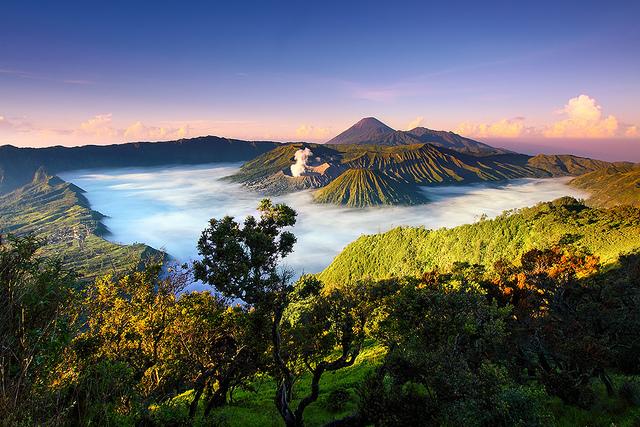 Viajes a Java y Bali