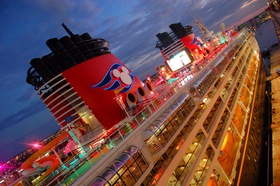 Crucero Disney Caribe