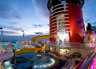 Crucero Disney Mediterráneo