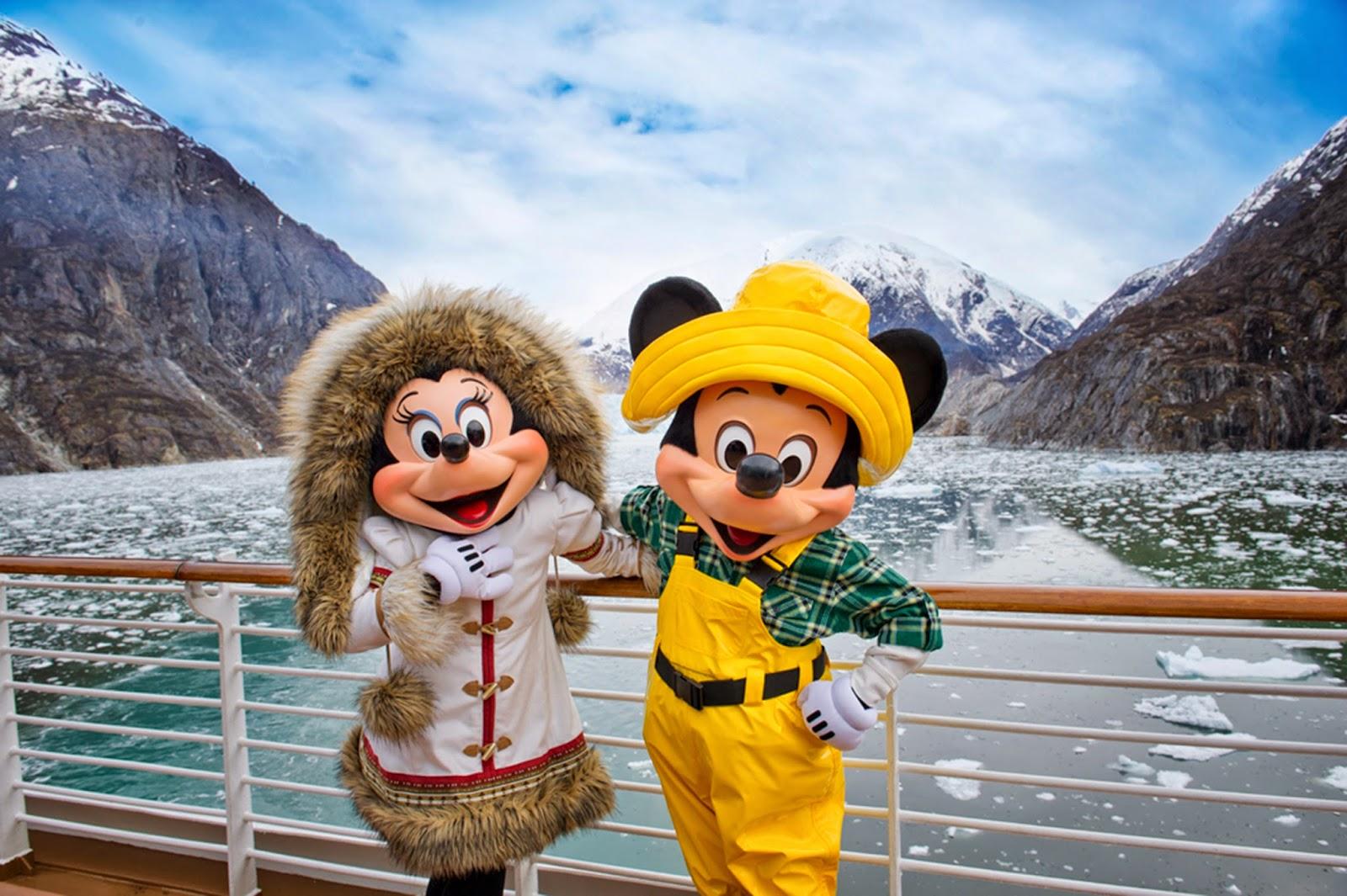 Crucero Disney Norte de Europa
