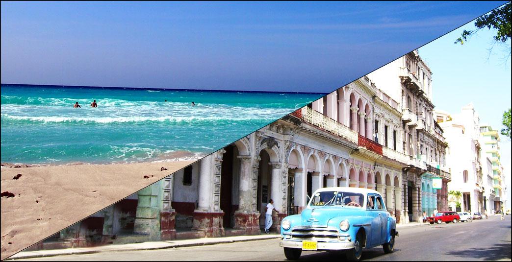 Combinado La Habana Varadero Cuba