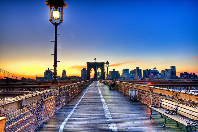 Luna miel en Nueva York