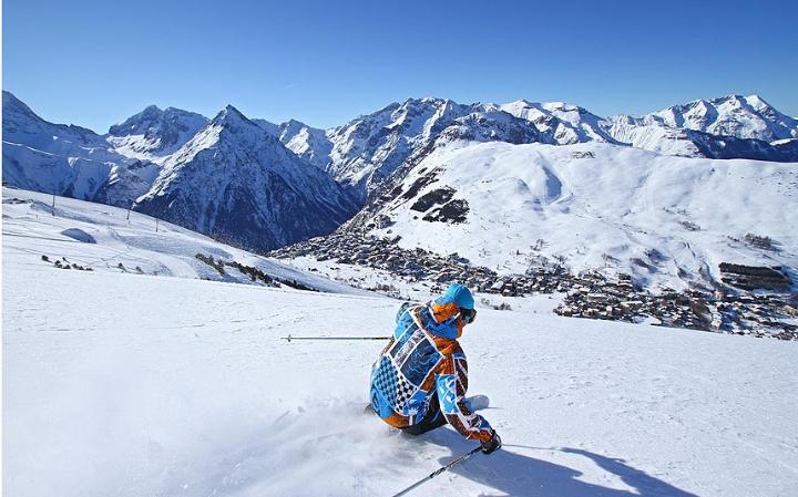 Ofertas de esqui en los Alpes franceses