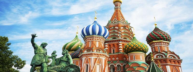 Moscu San Petersburgo