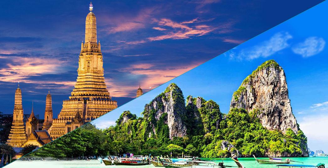 PHUKET desde 650€ <br/> TAILANDIA desde 1390€