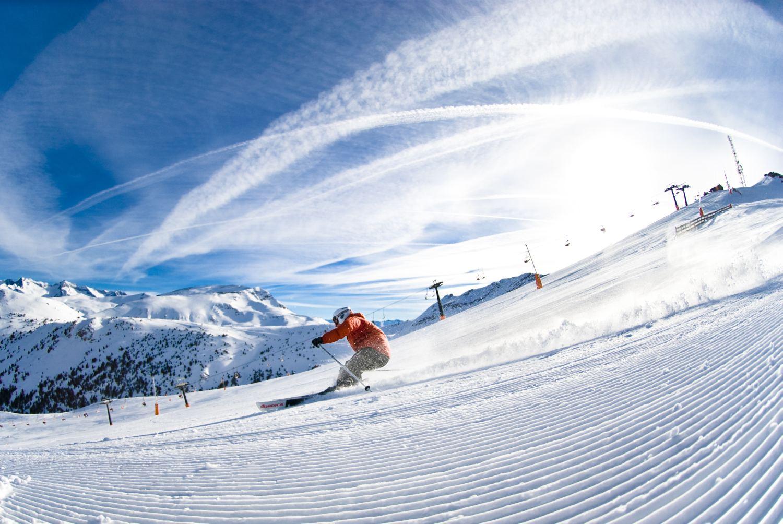 esquiar cerler