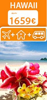 Oferta de otoño Hawaii (Oahu)