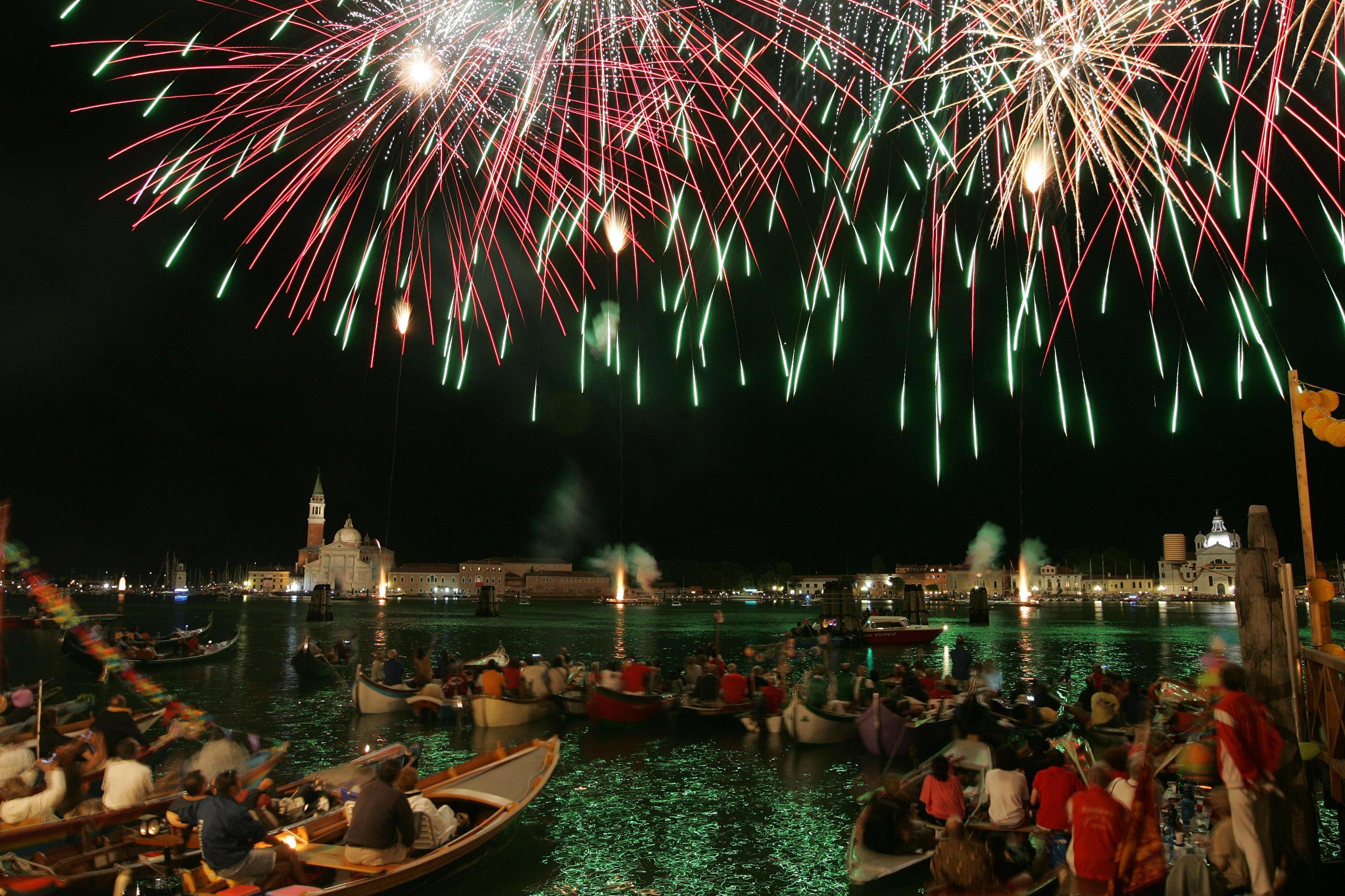 Crucero fin de año por Venecia