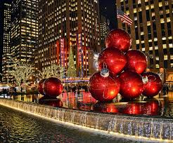 Oferta de Navidad en Nueva York